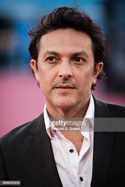 """Olivier Sitruk attends the """"In Dubious Battle"""" Premiere during the 42nd Deauville American Film Festival on September 5, 2016 in Deauville, France."""
