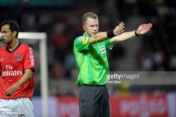 Olivier THUAL PSG / Nancy 35eme journee de Ligue 1