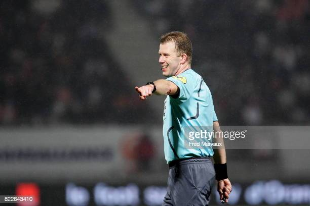 Olivier THUAL Nancy / Paris 24e journee Ligue 1 Stade Marcel Picot