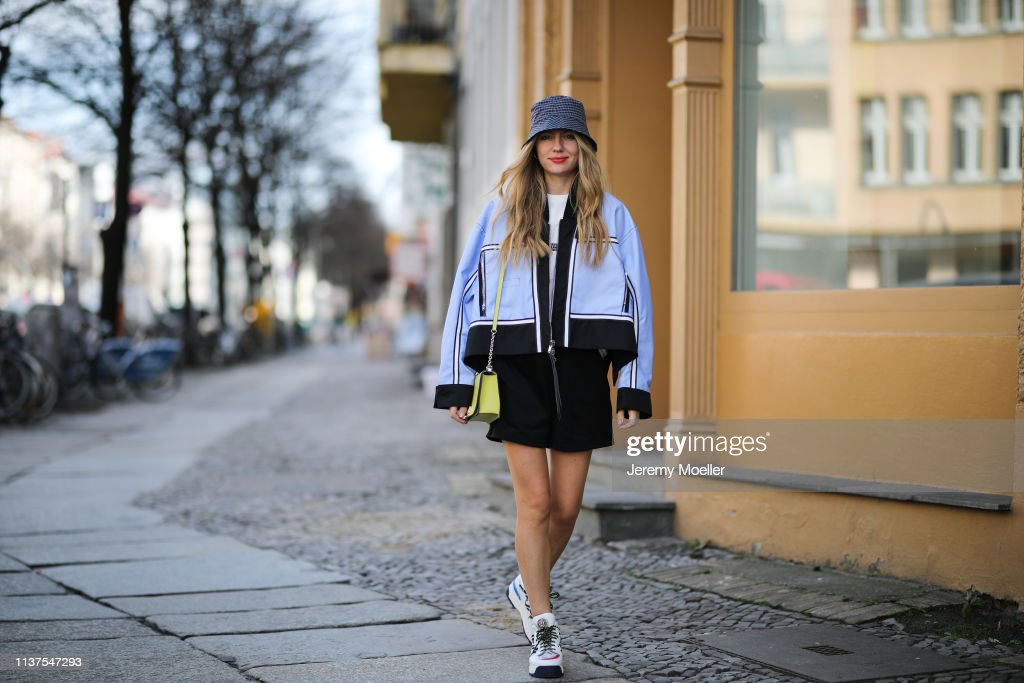 DEU: Street Style - Berlin - March 20, 2019
