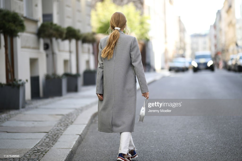 Street Style - Berlin - March 20, 2019 : News Photo