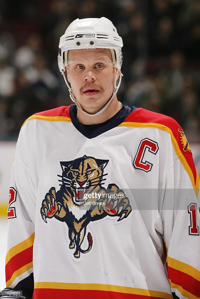 Florida Panthers v Vancouver Canucks : News Photo