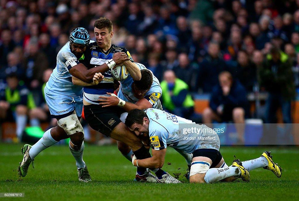 Bath Rugby v Worcester Warriors - Aviva Premiership : News Photo