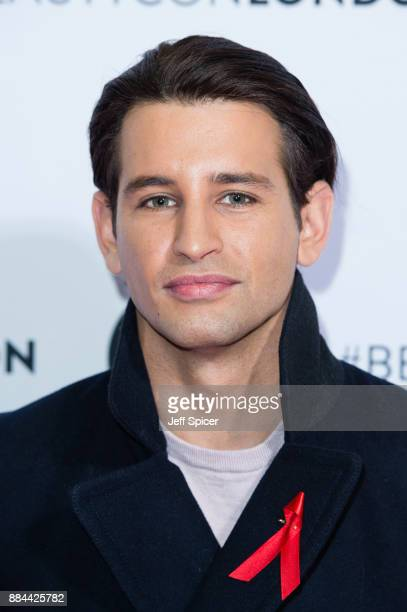 Ollie locke attends Beautycon Festival 2017 at Olympia London on December 2, 2017 in London, England.