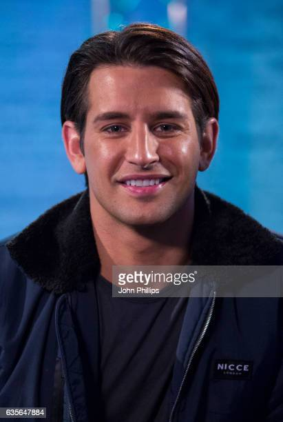 Ollie Locke joins BUILD for a live interview at their London studio at AOL London on February 16 2017 in London England