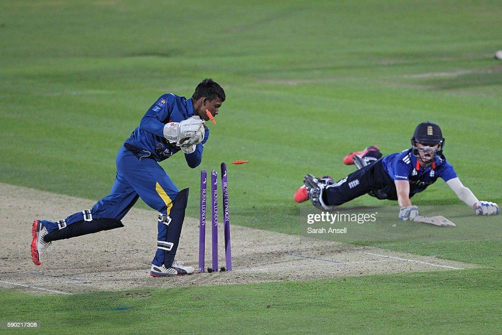 England U19 v Sri Lanka U19: Royal London One-Day Series