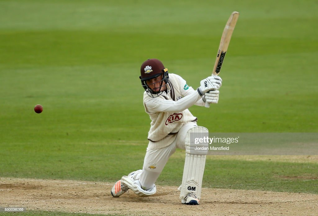 Surrey v Somerset - Specsavers County Championship: Division One : News Photo