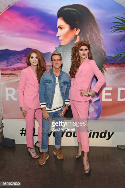 Ollie Proudlock attends the Reserved iLoveYouCindy campaign launch event at Kachette on March 16 2018 in London England