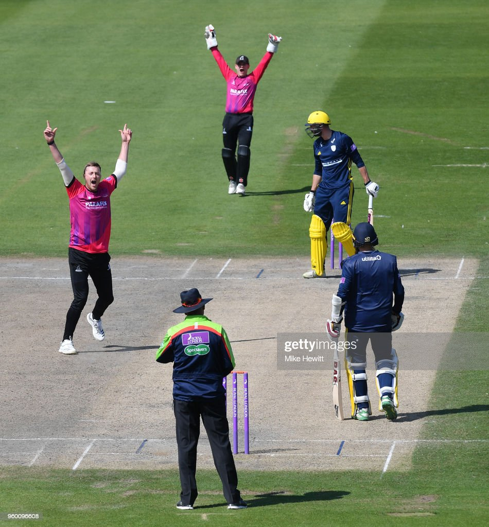 Sussex v Hampshire - Royal London One-Day Cup
