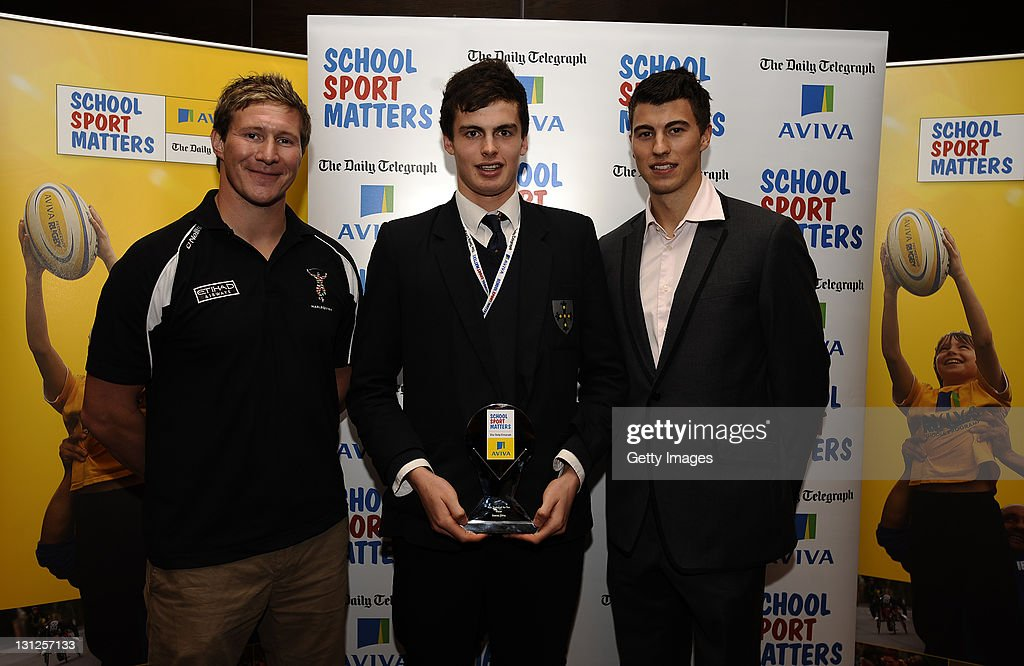Aviva & Daily Telegraph School Sport Matters Awards