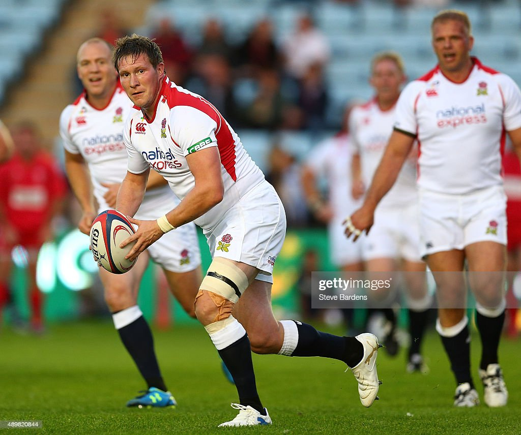 England Rugby Legends v Wales Rugby Legends