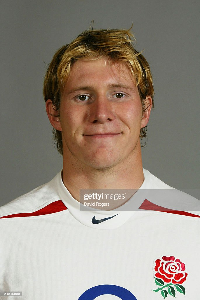 England Rugby Union Squad Photocall