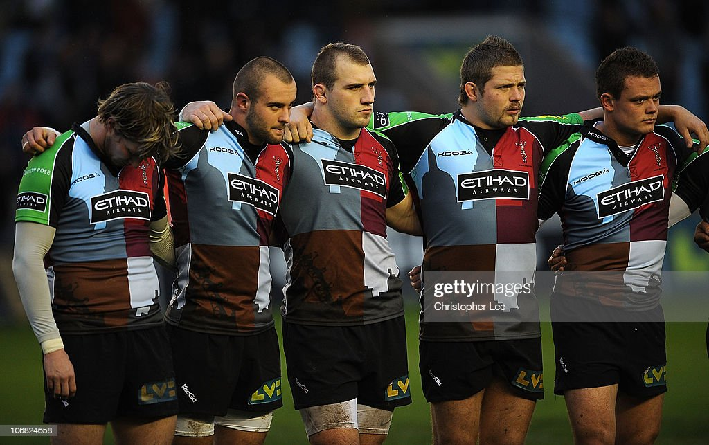 Harlequins v Newcastle Falcons - LV Anglo Welsh Cup