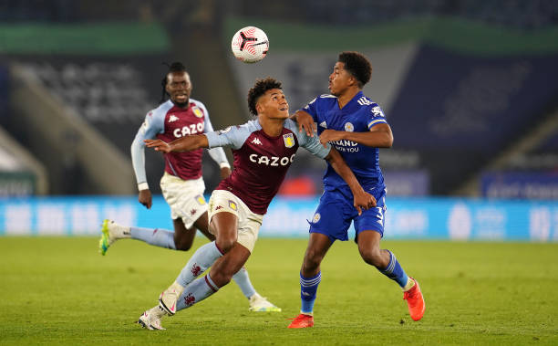 GBR: Leicester City v Aston Villa - Premier League