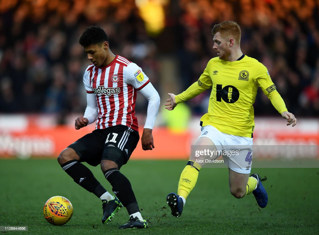 Brentford v Blackburn Rovers - Sky Bet Championship : News Photo