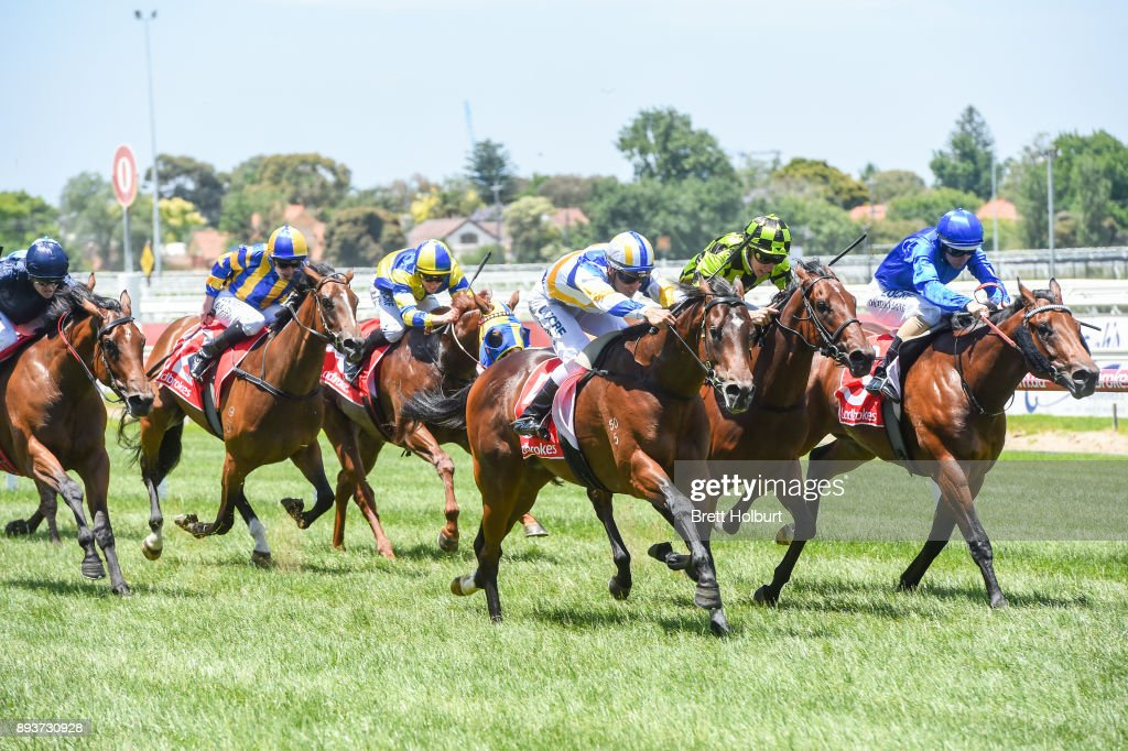 Melbourne Racing Club Race Meeting