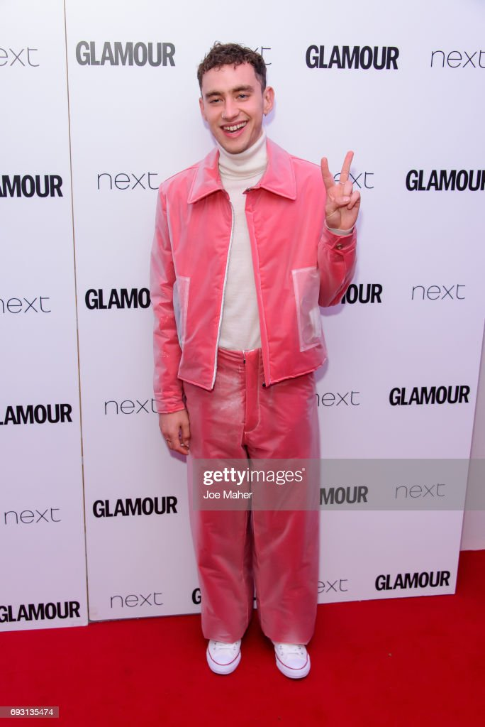 Olly Alexander attends the Glamour Women of The Year awards 2017 at Berkeley Square Gardens on June 6, 2017 in London, England.