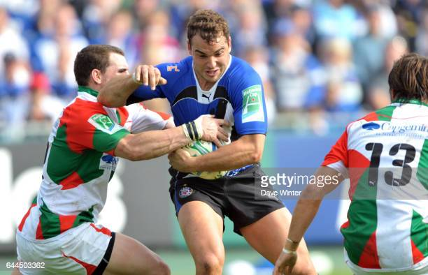 Olly BARKLEY Bath Rugby / Biarritz Olympique H Cup Journee 1 Poule 4 The Recreation Ground Bath Photo Dave Winter / Icon Sport
