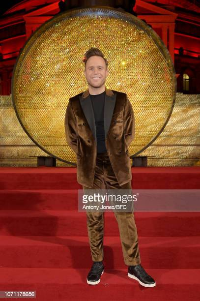 Olly Murs during The Fashion Awards 2018 In Partnership With Swarovski at Royal Albert Hall on December 10 2018 in London England