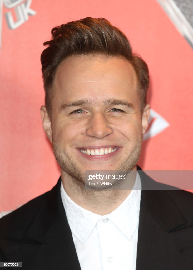 Olly Murs during The Voice UK Launch photocall held at Ham Yard Hotel on January 3, 2018 in London, England.