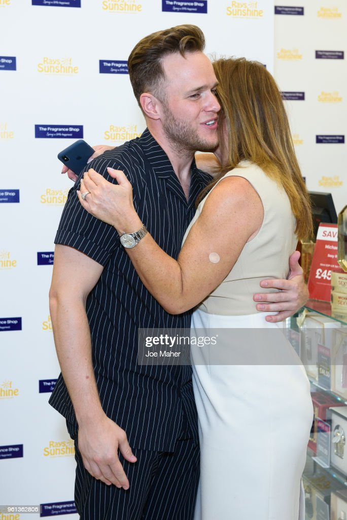 Thanks A Million - The Fragrance Shop Spray A Little Happiness Foundation Photocall