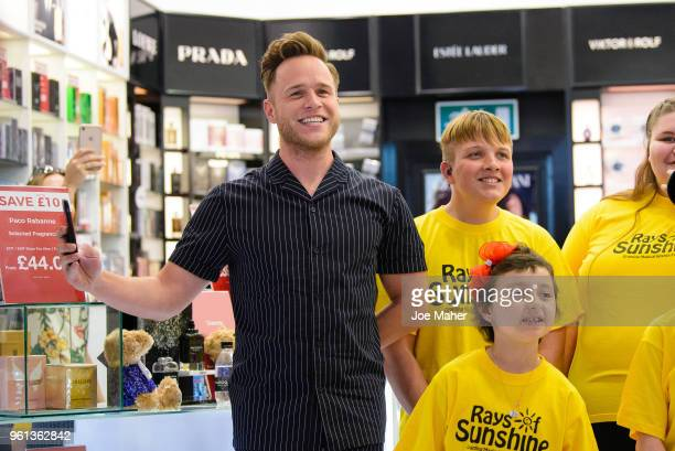 e4f00cc73 Olly Murs makes a surprise appearance at The Fragrance Shop Westfield London  on May 22 2018