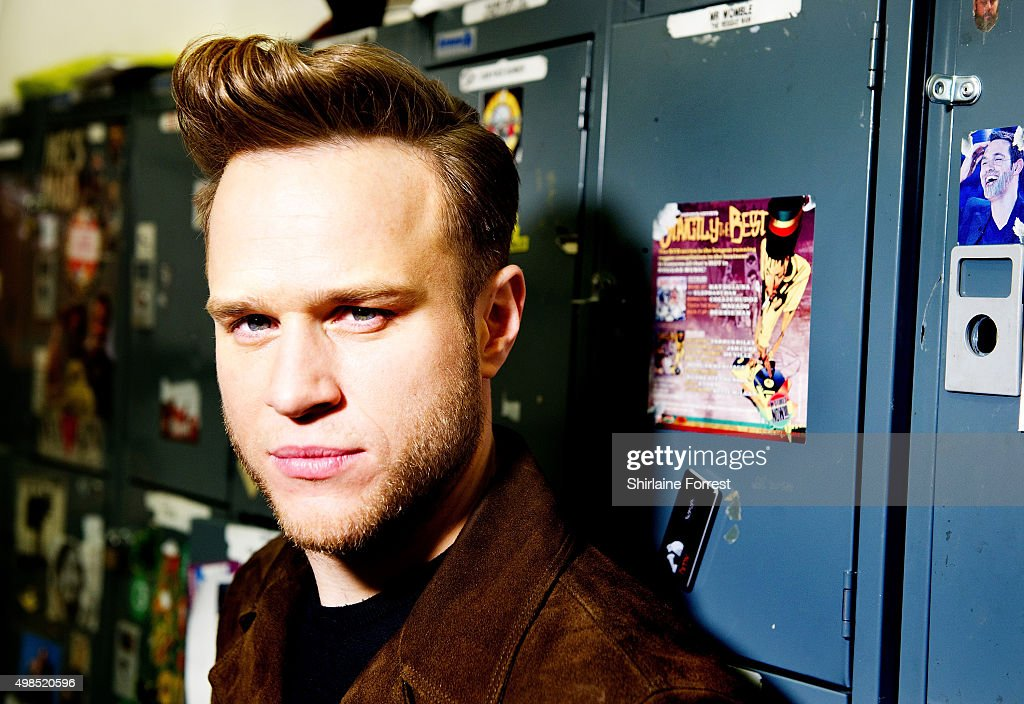 Olly Murs Signs Copies New Album 'Never Been Better: Special Edition'