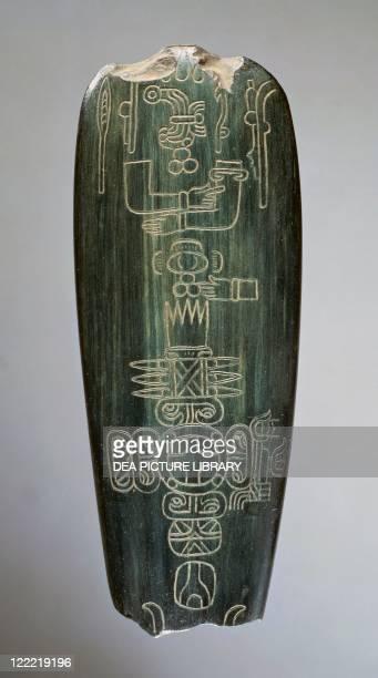 Olmec civilization Mexico 9th4th century bC Axe of Baron Humboldt From Tres Zapotes