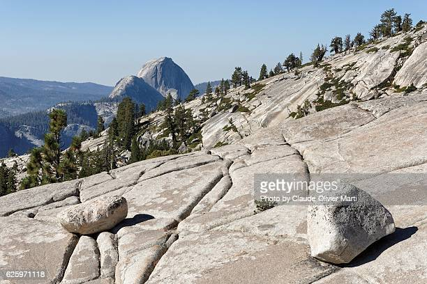 Olmsted Point, Yosemite Park, California
