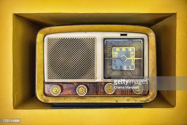 Ols school radio