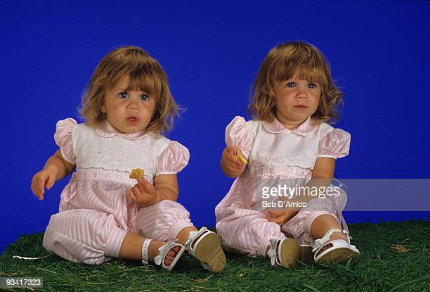 HOUSE Olsen twins gallery Season One 4/11/88 Ashley Olsen and her twin sister Mary Kate played Michelle Tanner the youngest of three daughters of...