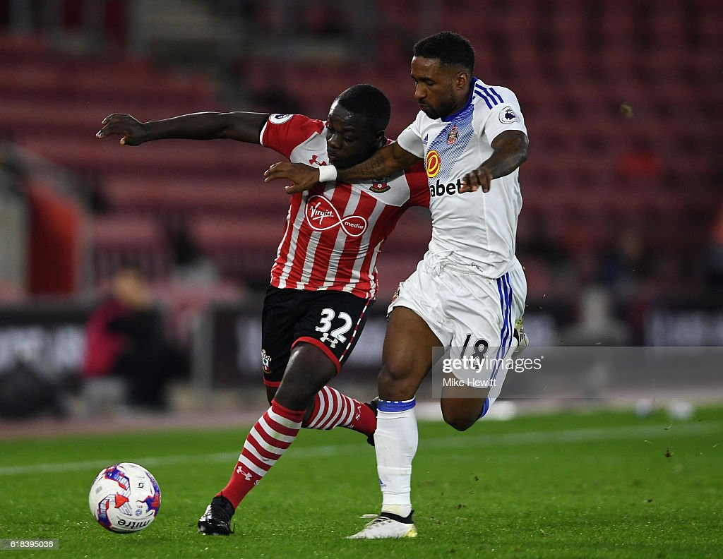 Southampton v Sunderland - EFL Cup Fourth Round : News Photo