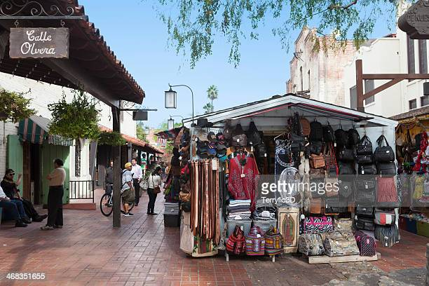 olvera street, los angeles - terryfic3d stock pictures, royalty-free photos & images