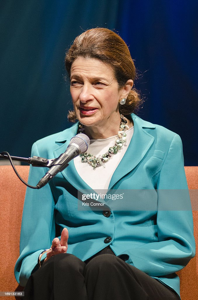 "Former Senator Olympia Snowe Visits The ""SiriusXM Leading Ladies"" Series"