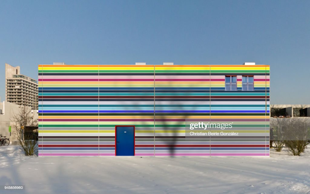 Olympiadorf München : Stock Photo