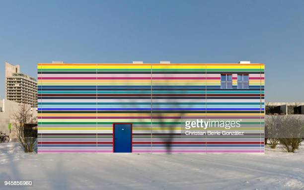 olympiadorf münchen - christian beirle gonzález stock pictures, royalty-free photos & images