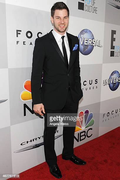 Olympian fencer Tim Morehouse attends the Universal NBC Focus Features E sponsored by Chrysler viewing and after party with Gold Meets Golden held at...