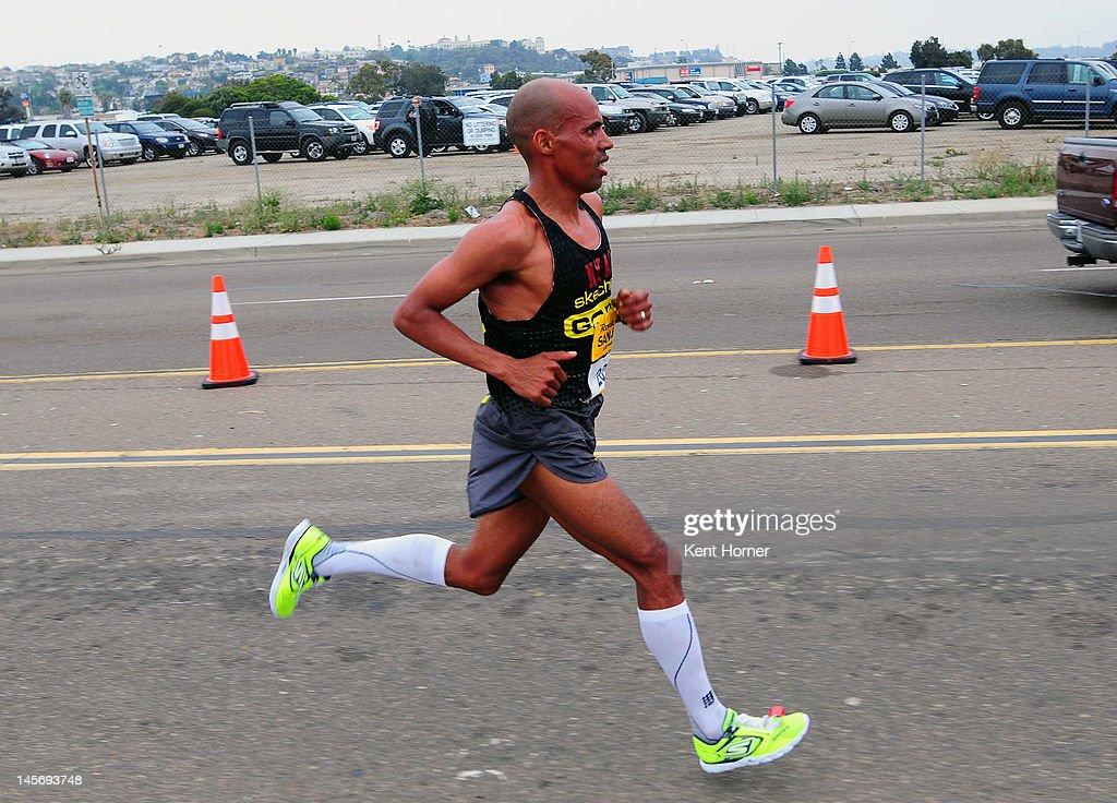 Rock 'n' Roll Marathon San Diego : News Photo
