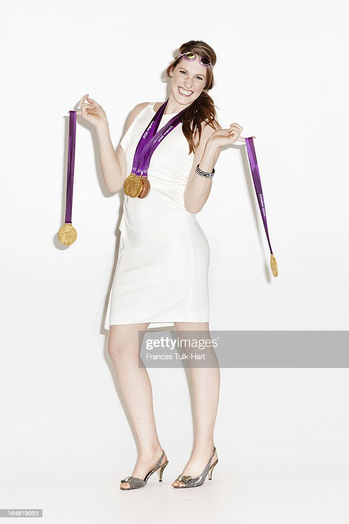 Olympian Missy Franklin is photographed for Glamour Magazine on September 20, 2012 in Denver, Colorado.