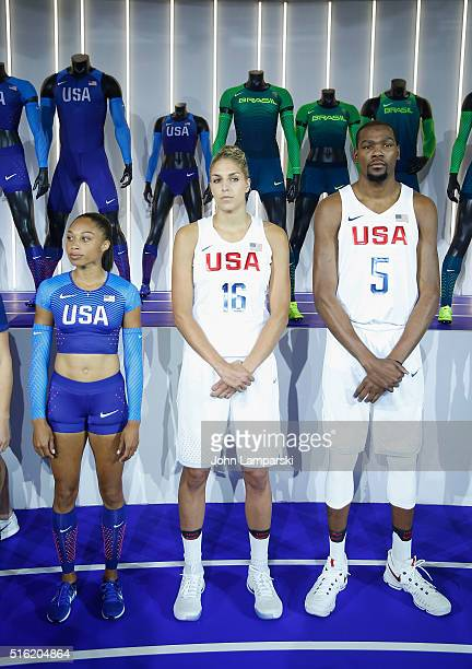 ¿Cuánto mide Elena Delle Donne? - Real height Olympians-allyson-michelle-felix-elena-delle-donne-and-kevin-durant-picture-id516204864?s=612x612