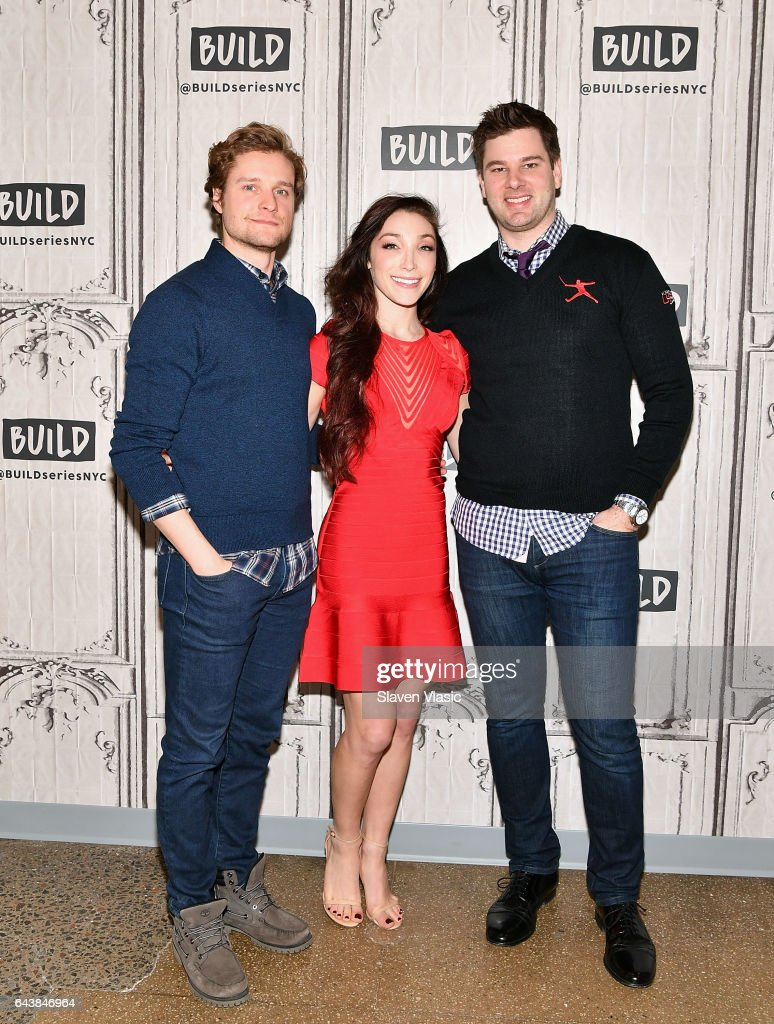 "Build Series Presents Meryl Davis and Charlie White Discussing ""Stars on Ice"""