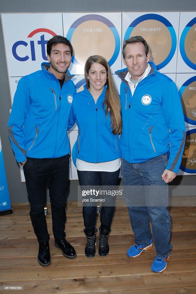 Citi Hosts US Olympians at USA House