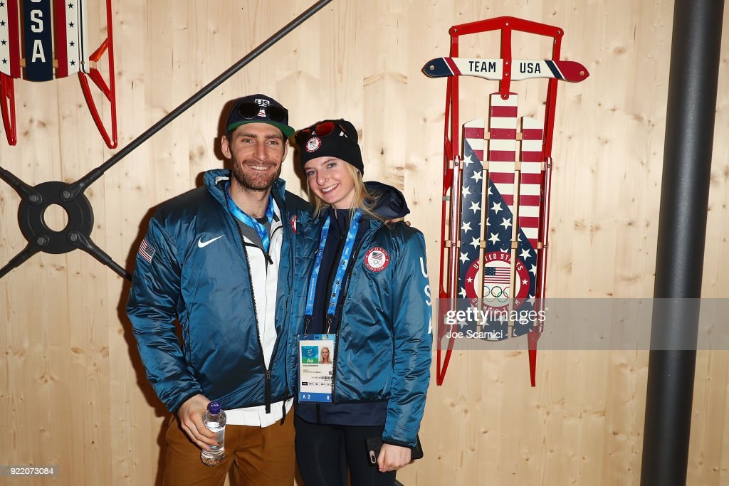 USA House at the PyeongChang 2018 Winter Olympic Games : News Photo