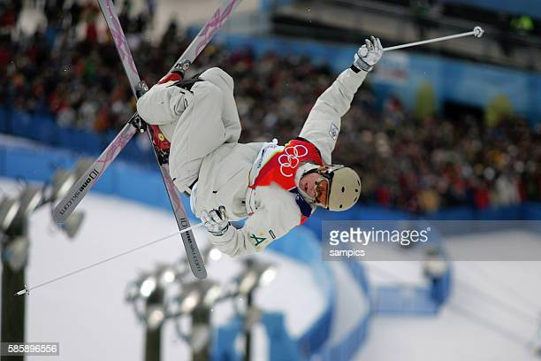 Olympiasieger Dale Begg Smith AUS olympische Winterspiele in Turin 2006 olympic winter games in torino 2006