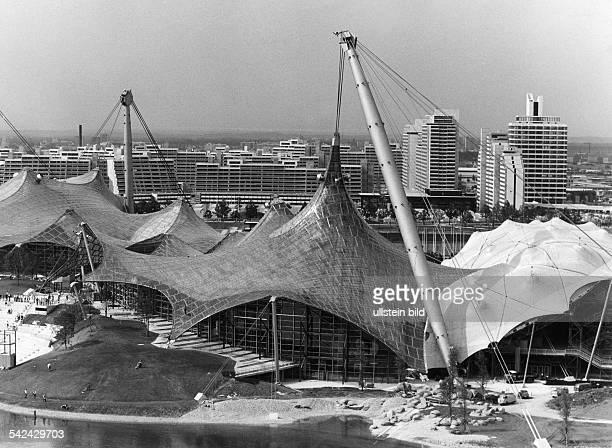 Olympiastadion München: Stadion und Olympisches Dorf1972