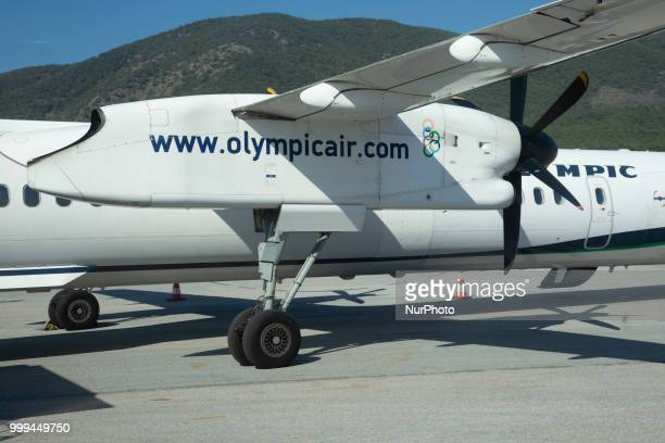 Olympic Air is a regional airline based in Athens International Airport in Greece owned by Aegean Airlines The fleet consists fully of Turboprop...