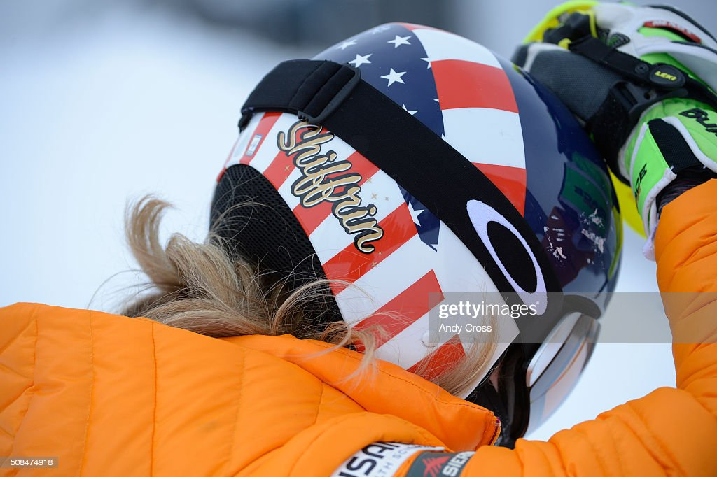 Mikaela Shiffrin training : News Photo