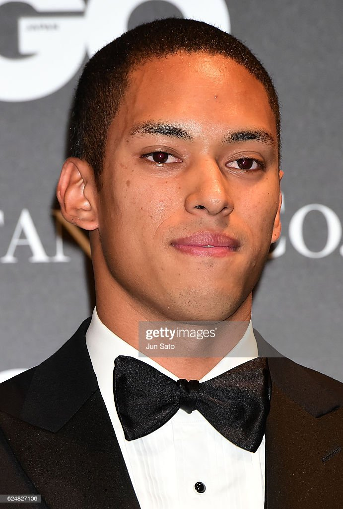 Olympic athlete Aska Cambridge attends the GQ Men Of The Year 2016 at the Tokyo American Club on November 21, 2016 in Tokyo, Japan.