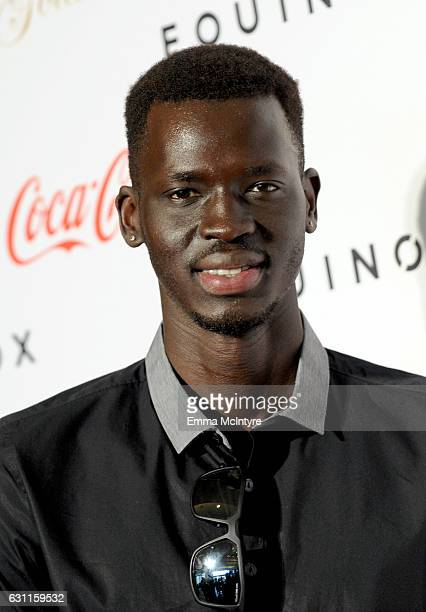 Olympic athlete Charles Jock attends Life is Good at GOLD MEETS GOLDEN Event at Equinox on January 7, 2017 in Los Angeles, California.