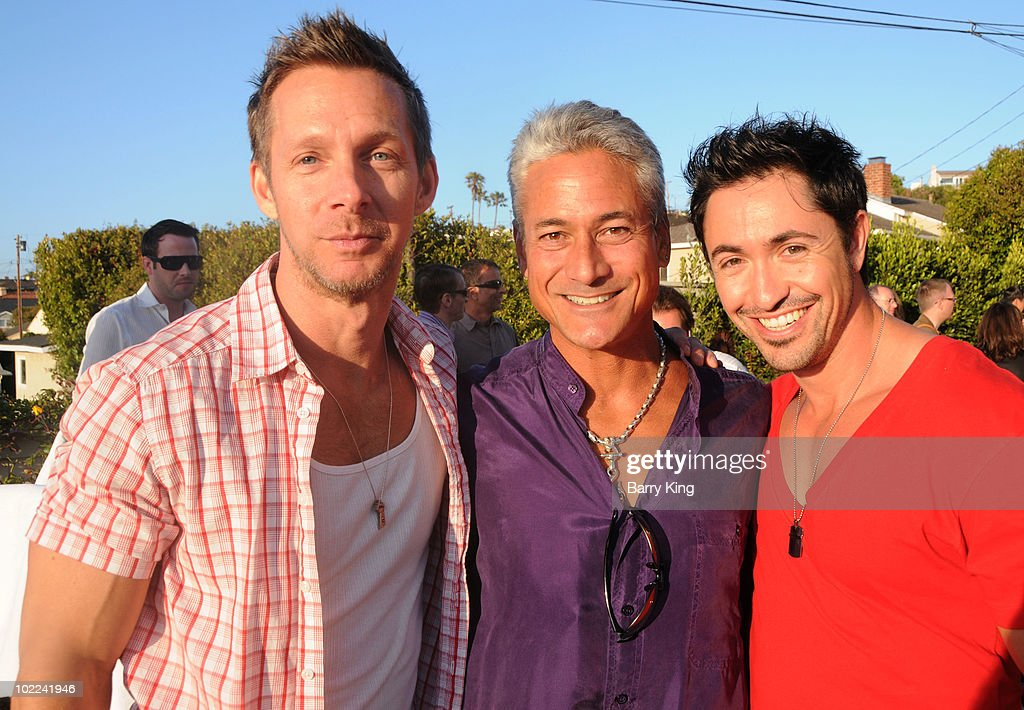 "Equality California And Greg Louganis Host ""Swim For Equality Event"""